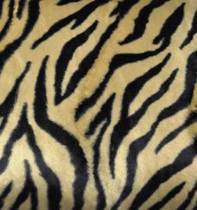 Tigrismintás (műszőrme)